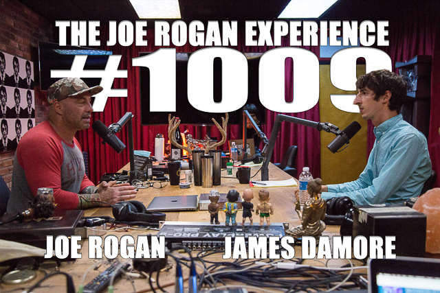 The Joe Rogan Experience #1009 - James Damore