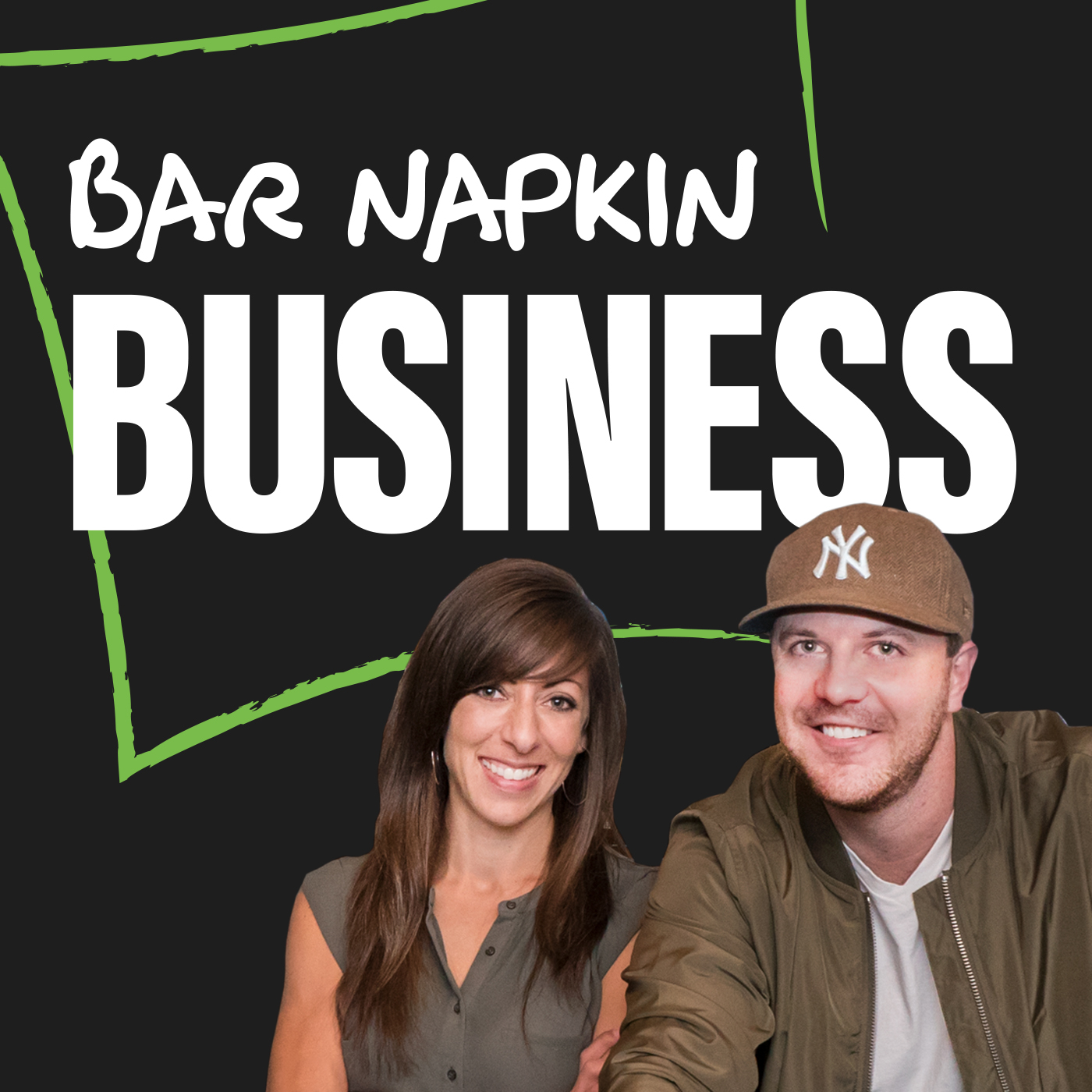 Business Planning on a Bar Napkin