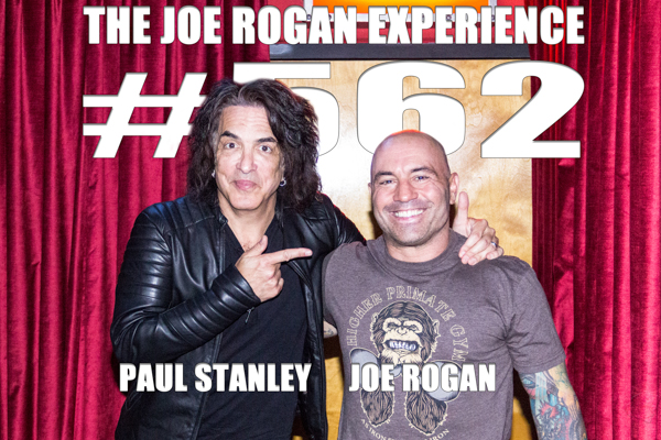 The Joe Rogan Experience #562 - Paul Stanley