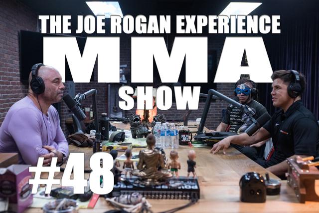 The Joe Rogan Experience JRE MMA Show #48 with Henry Cejudo & Eric Albarracin