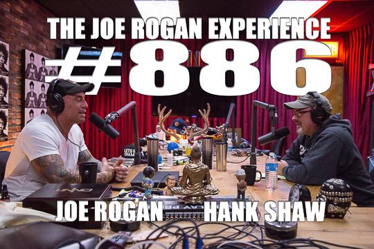 The Joe Rogan Experience #886 - Hank Shaw
