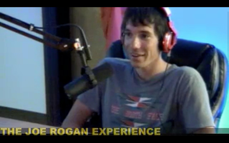 The Joe Rogan Experience #319 – Alex Honnold, Brian Redban