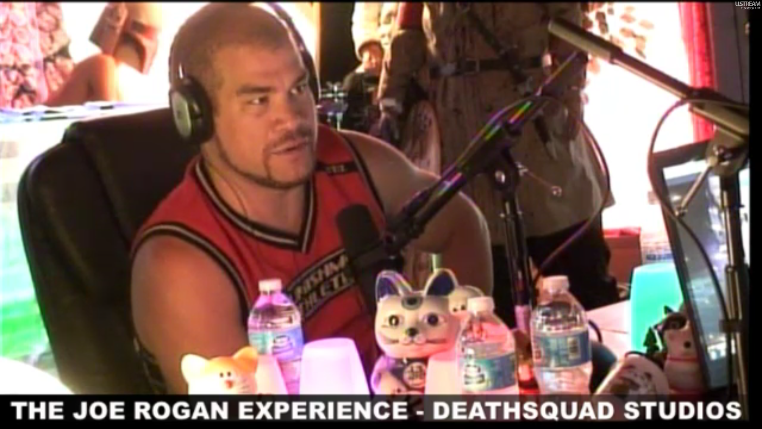 The Joe Rogan Experience #247 - Tito Ortiz, Brian Redban