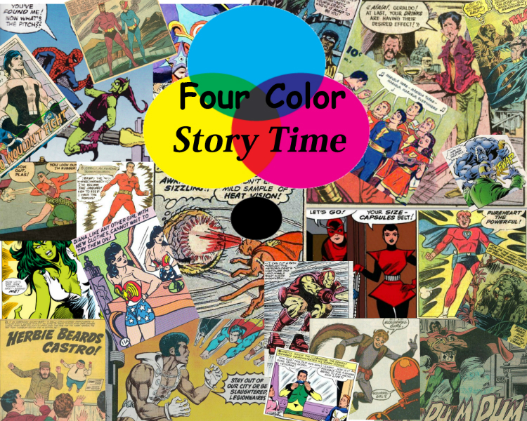 Four Color Story Time