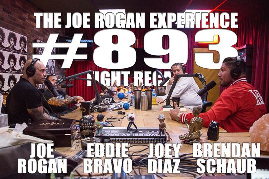 The Joe Rogan Experience #893 - Fight Recap