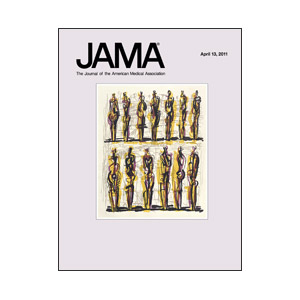 JAMA: 2011-04-13, Vol. 305, No. 14, This Week's Audio Commentary