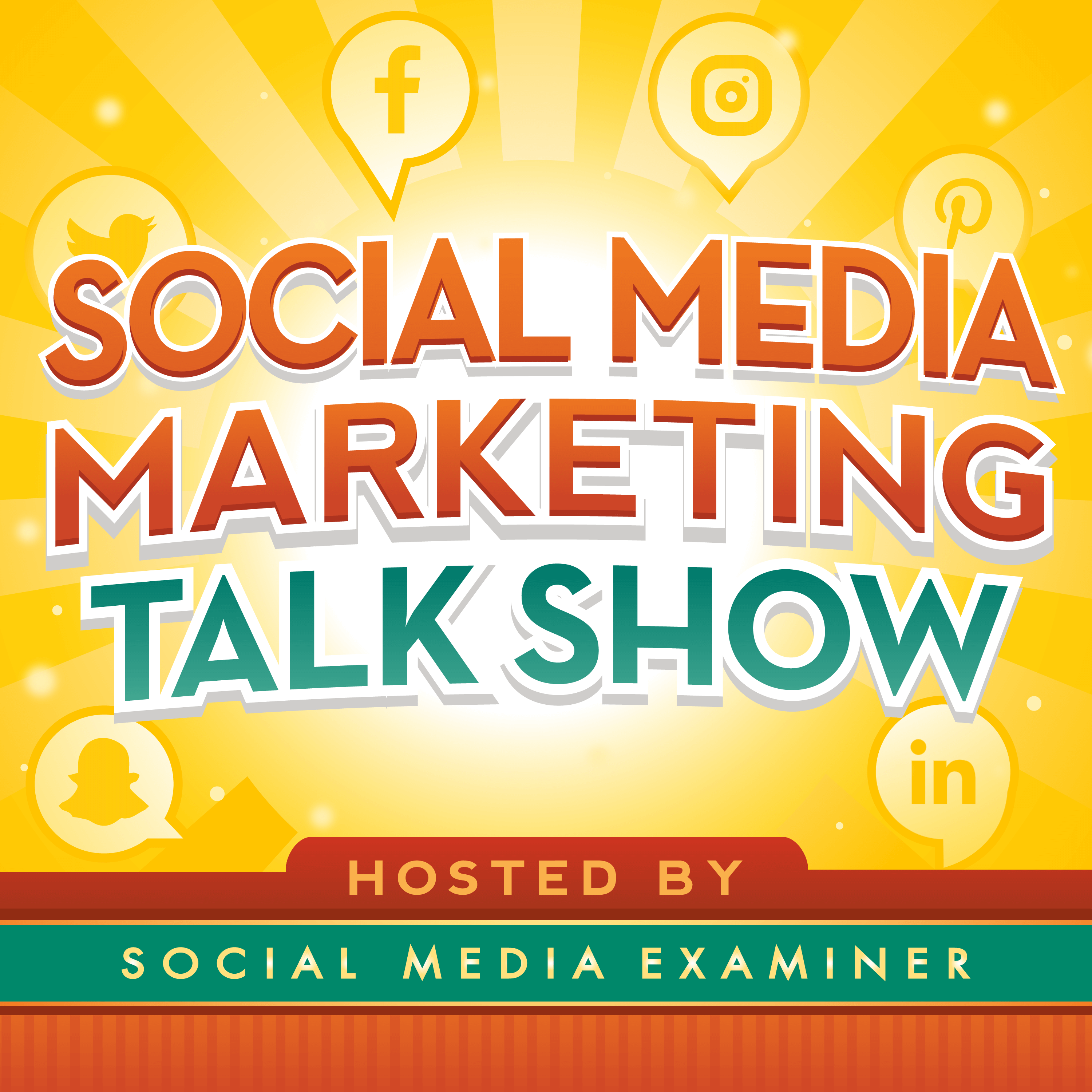 Social Media Marketing Talk Show helps you keep up to date on social media