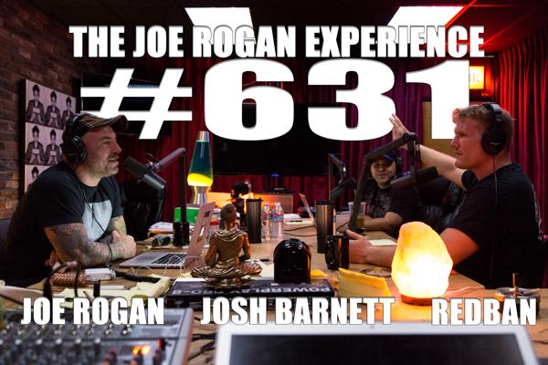 The Joe Rogan Experience #631 - Josh Barnett