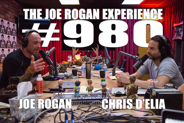 The Joe Rogan Experience #980 - Chris D'Elia