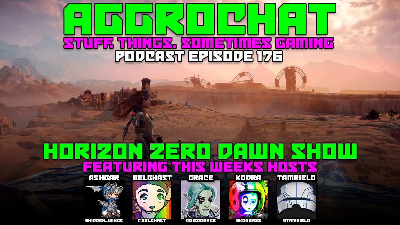 AggroChat: Tales of the Aggronaut Podcast | Podbay