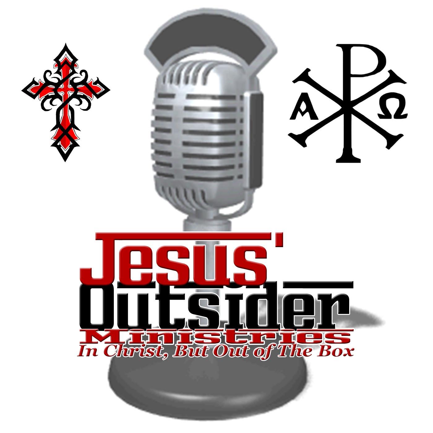 Jesus' Outsider