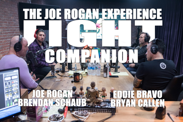 The Joe Rogan Experience Fight Companion - November 24, 2018