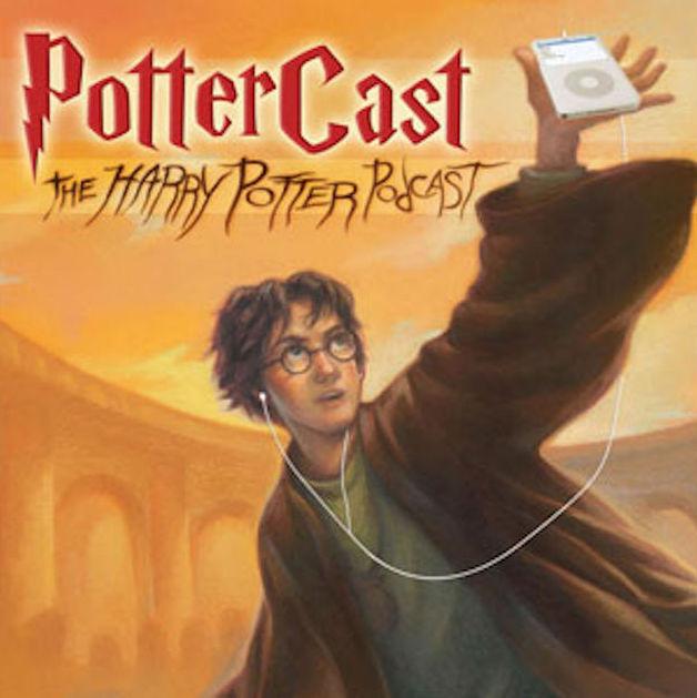 PotterCast: The Harry Potter podcast since 2005 | Podbay