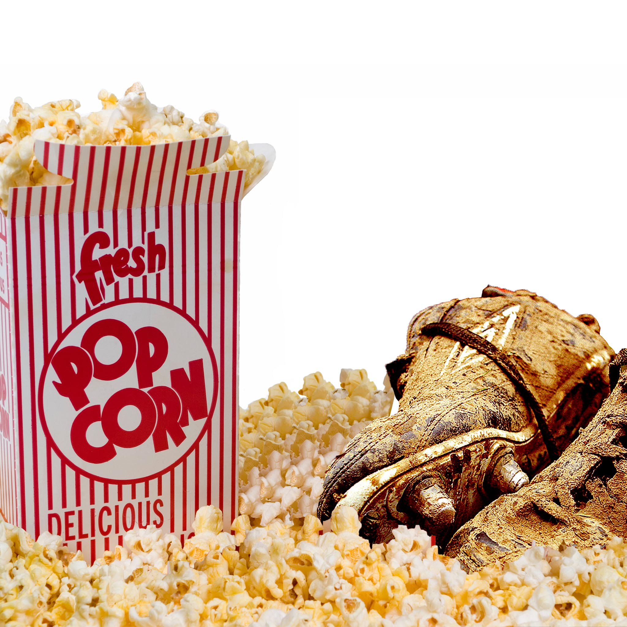 Popcorn & Cleats