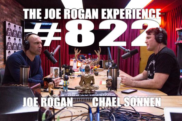 The Joe Rogan Experience #822 - Chael Sonnen
