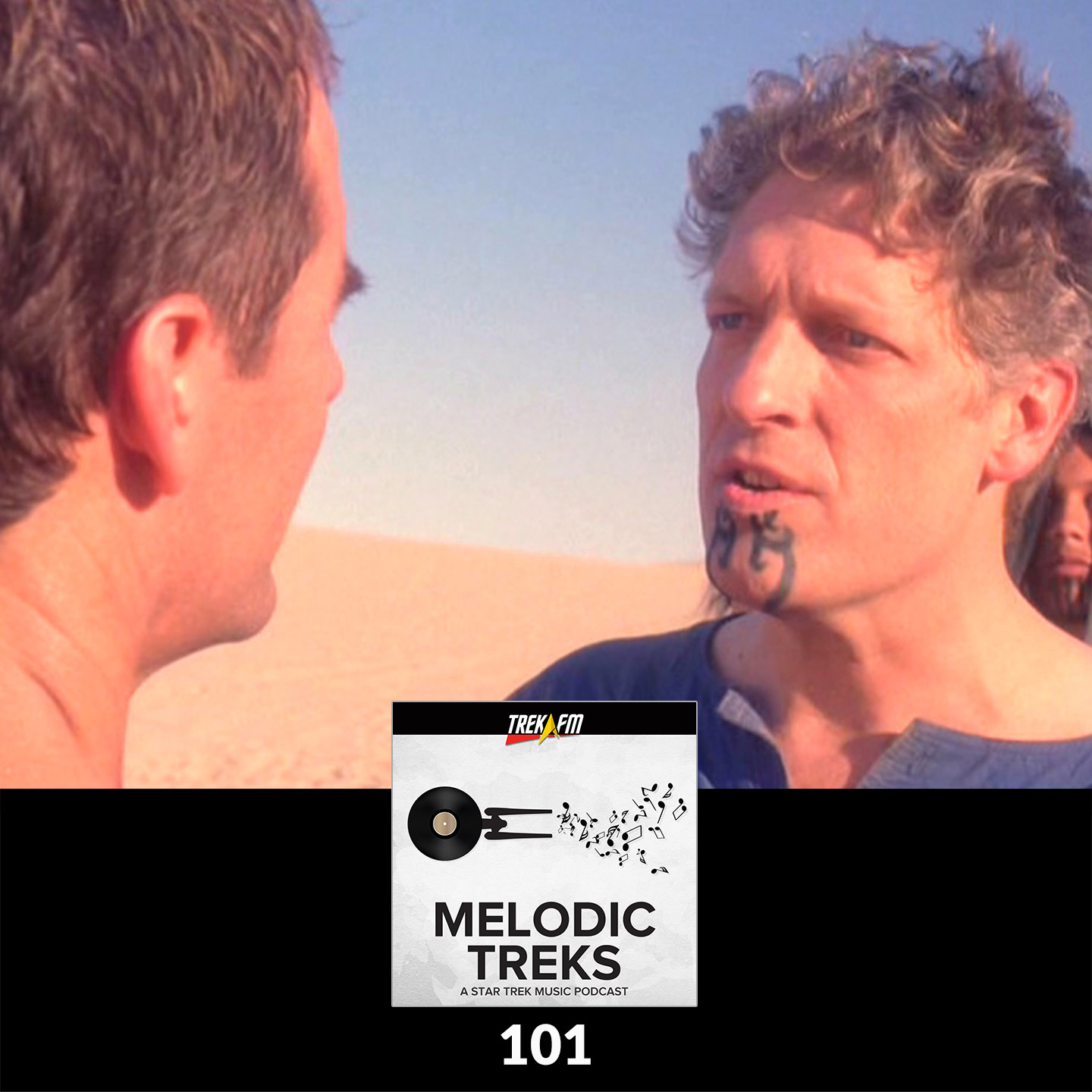 Melodic Treks: A Star Trek Music Podcast | Podbay