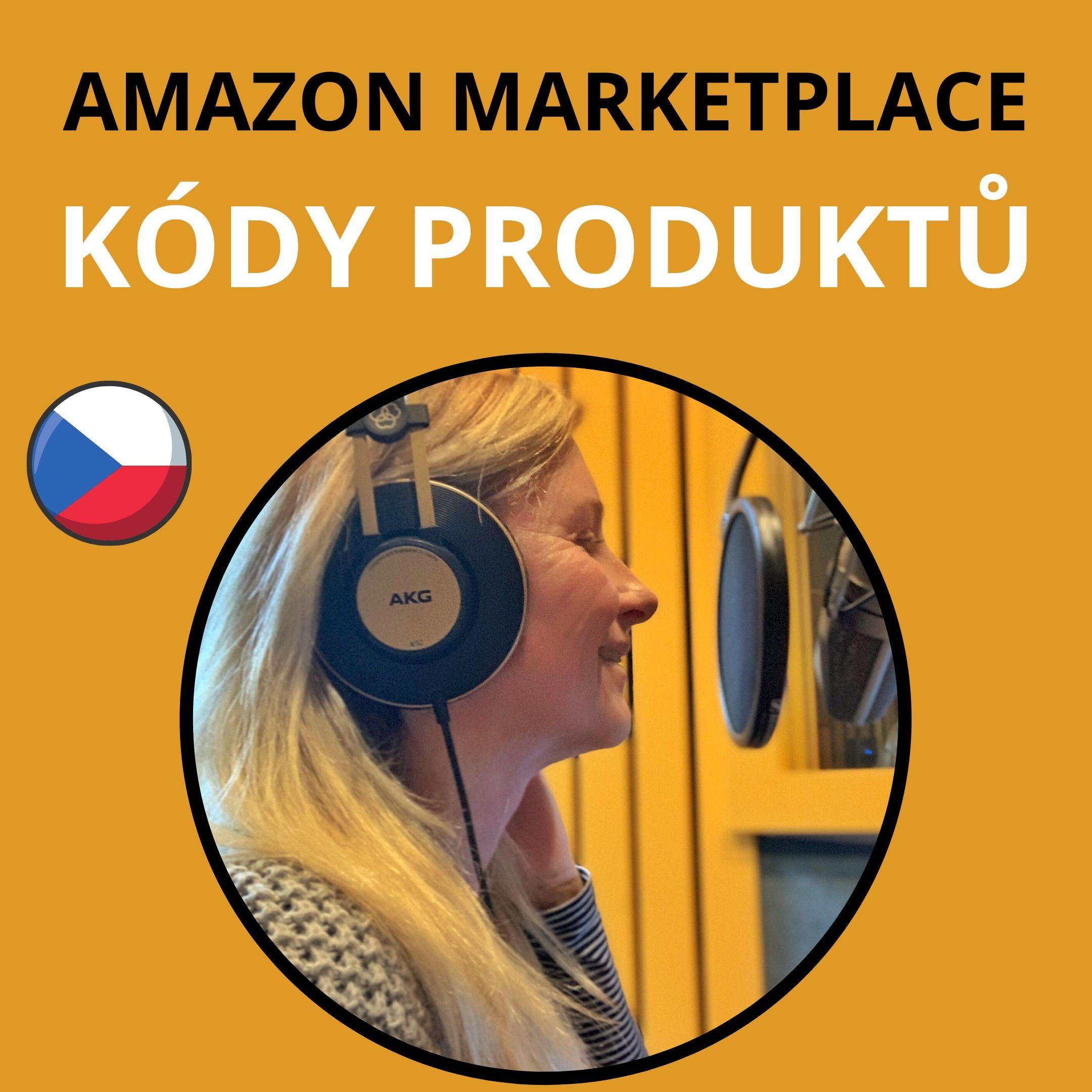 004 | Kódy produktů na Amazonu