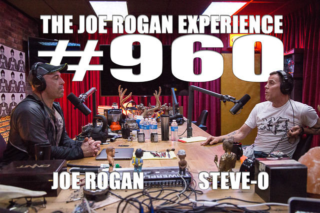 The Joe Rogan Experience #960 - Steve-O