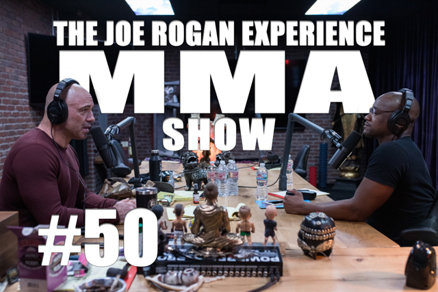 The Joe Rogan Experience JRE MMA Show #50 with Yves Edwards