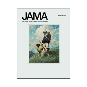 JAMA: 2011-03-02, Vol. 305, No. 9, This Week's Audio Commentary