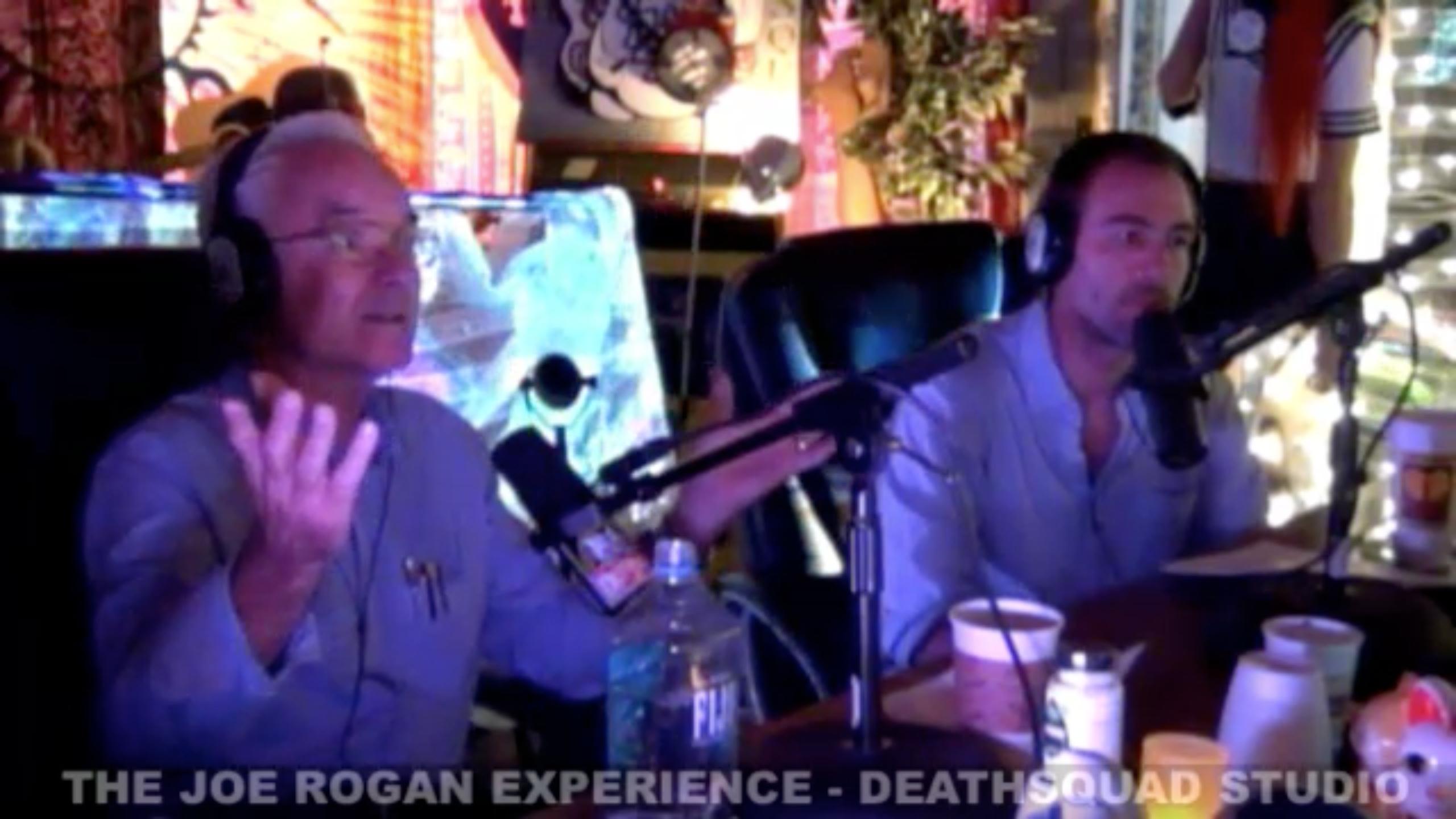 The Joe Rogan Experience #282 - Peter Duesberg, Bryan Callen, Brian Redban