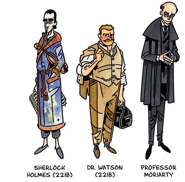 I Hear of Sherlock Everywhere | Podbay