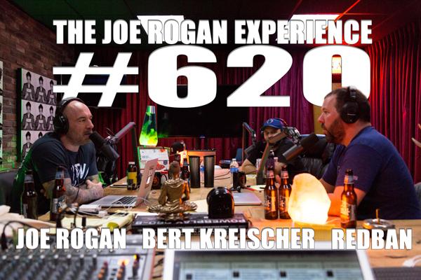 The Joe Rogan Experience #620 - Bert Kreischer
