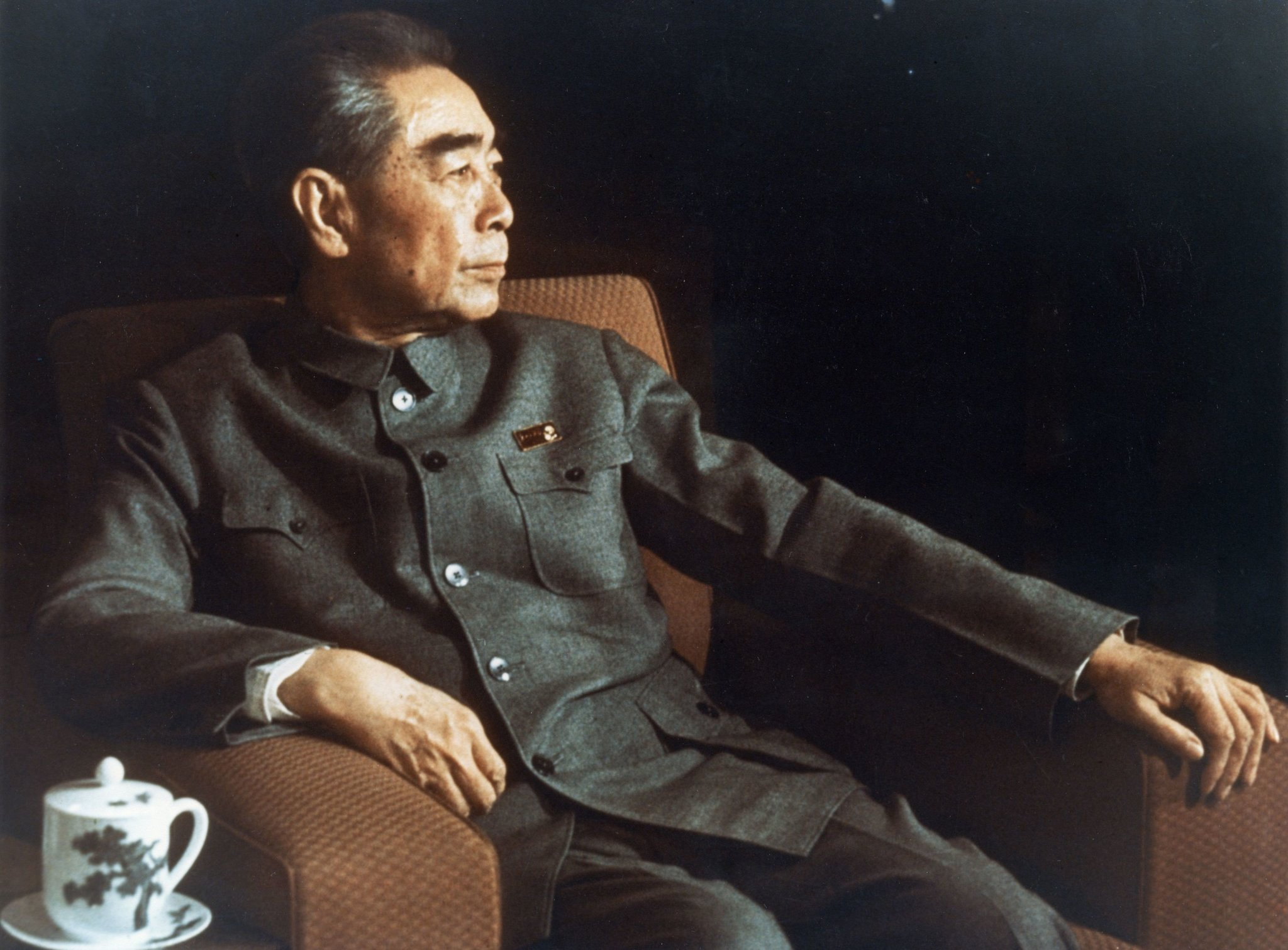 Zhou Enlai Was NOT Gay highres