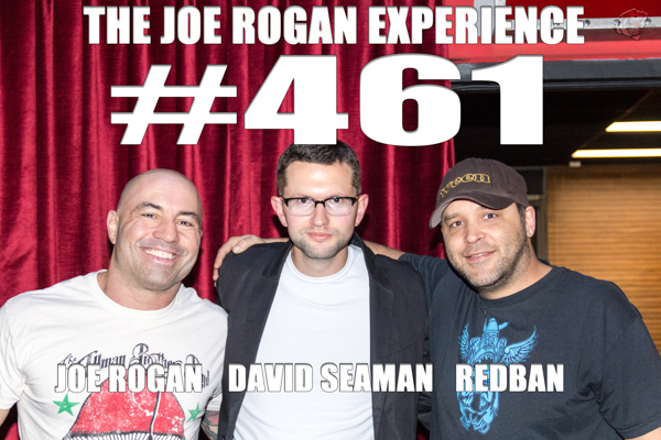 The Joe Rogan Experience #461 - David Seaman