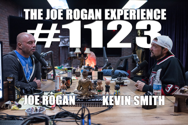 The Joe Rogan Experience #1123 - Kevin Smith