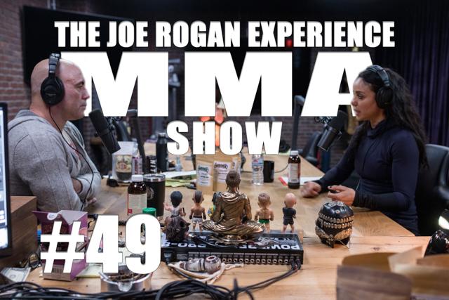 The Joe Rogan Experience JRE MMA Show #49 with Miriam Nakamoto