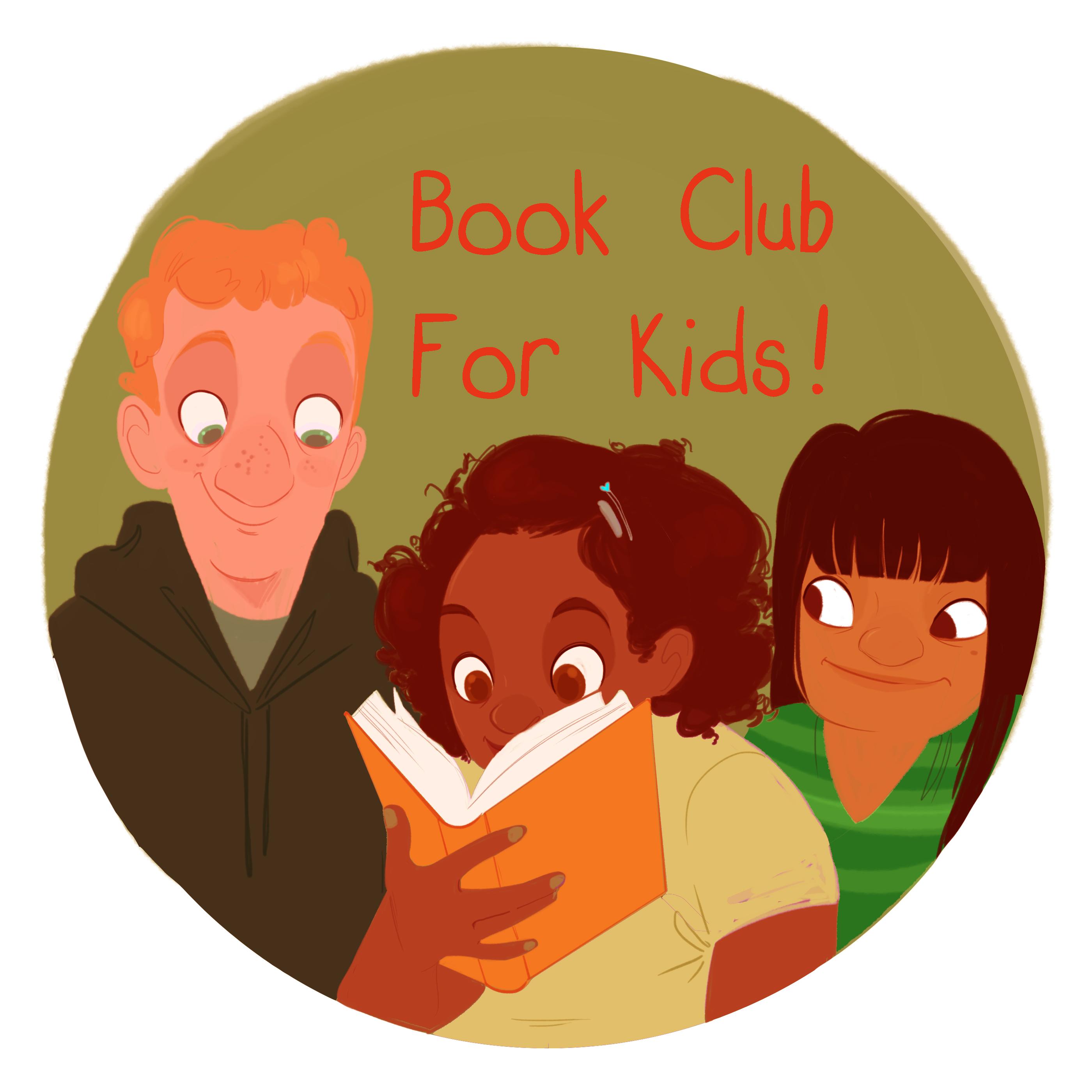 Kids Listen: Book Club for Kids