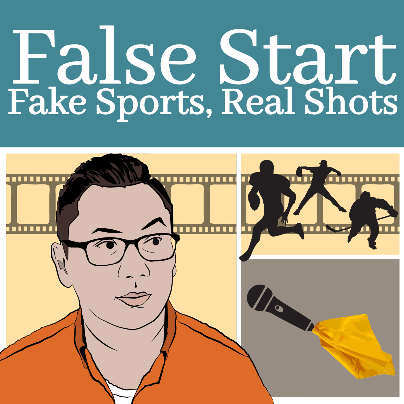 False Start; Fake Sports, Real Shots