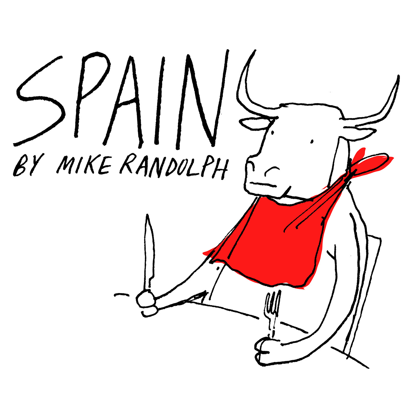 pod fanatic podcast spain by mike randolph episode jamon Spain Beach Resorts spain by mike randolph logo