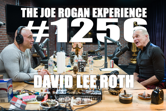 The Joe Rogan Experience #1256 - David Lee Roth