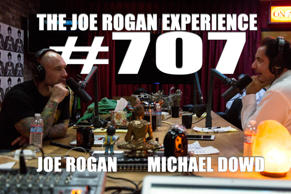 The Joe Rogan Experience #707 - Michael Dowd