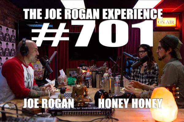 The Joe Rogan Experience #701 - Honey Honey (Part 2)