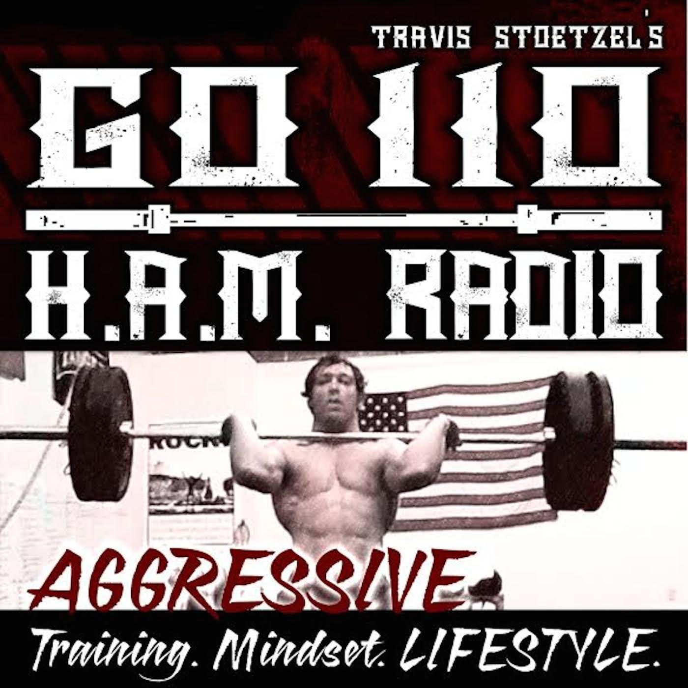 110HAM Radio - 110HAM Radio - Minimalist Strength Training