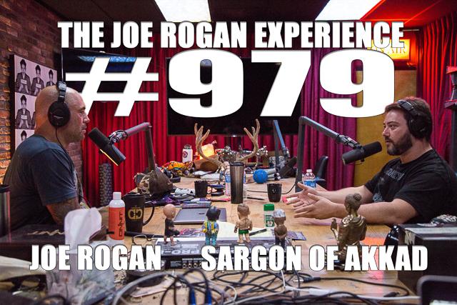 The Joe Rogan Experience #979 - Sargon of Akkad