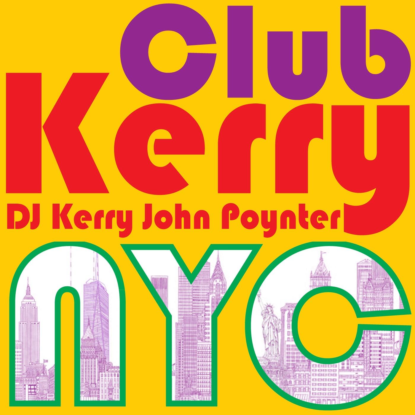 Club Kerry NYC Artwork