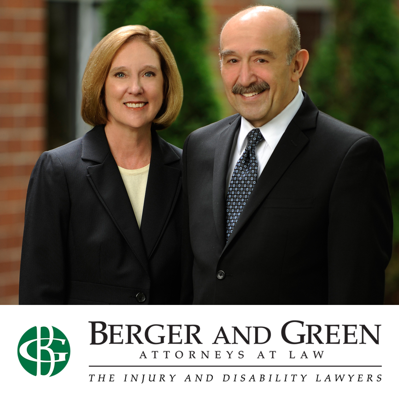 Pittsburgh Injury and Disability Lawyers Berger and Green