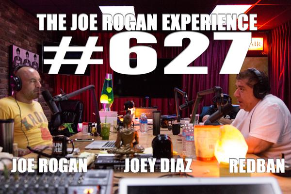 The Joe Rogan Experience #627 - Joey Diaz