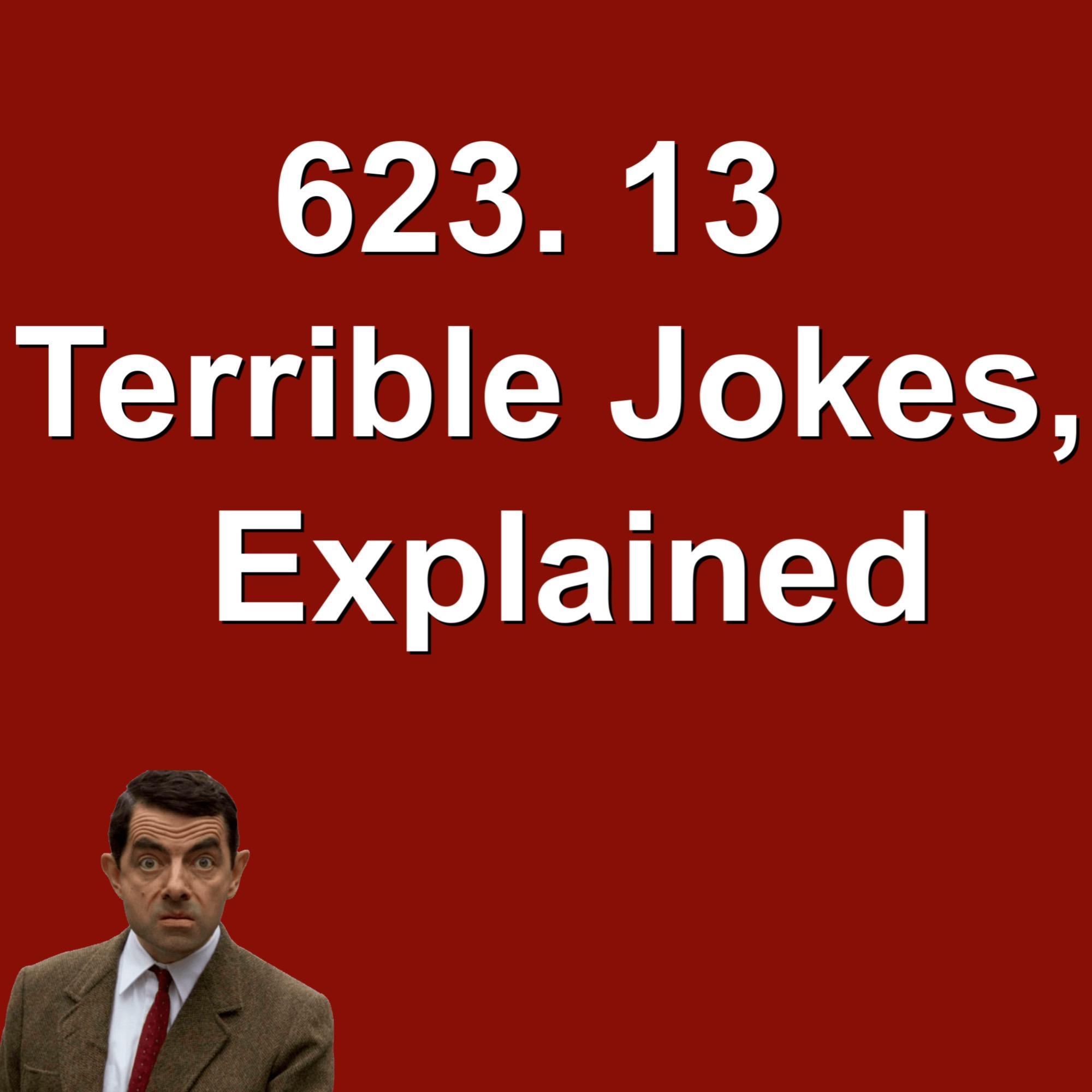 623. 13 Terrible Jokes, Explained