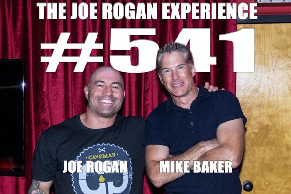 The Joe Rogan Experience #541 - Mike Baker