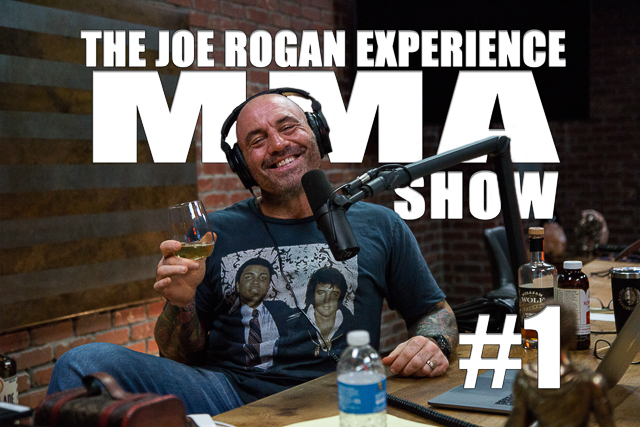 The Joe Rogan Experience JRE MMA Show #1