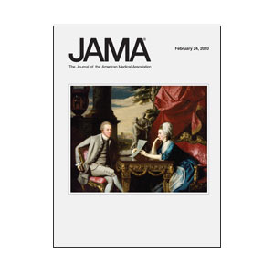 JAMA: 2010-02-24, Vol. 303, No. 8, This Week's Audio Commentary