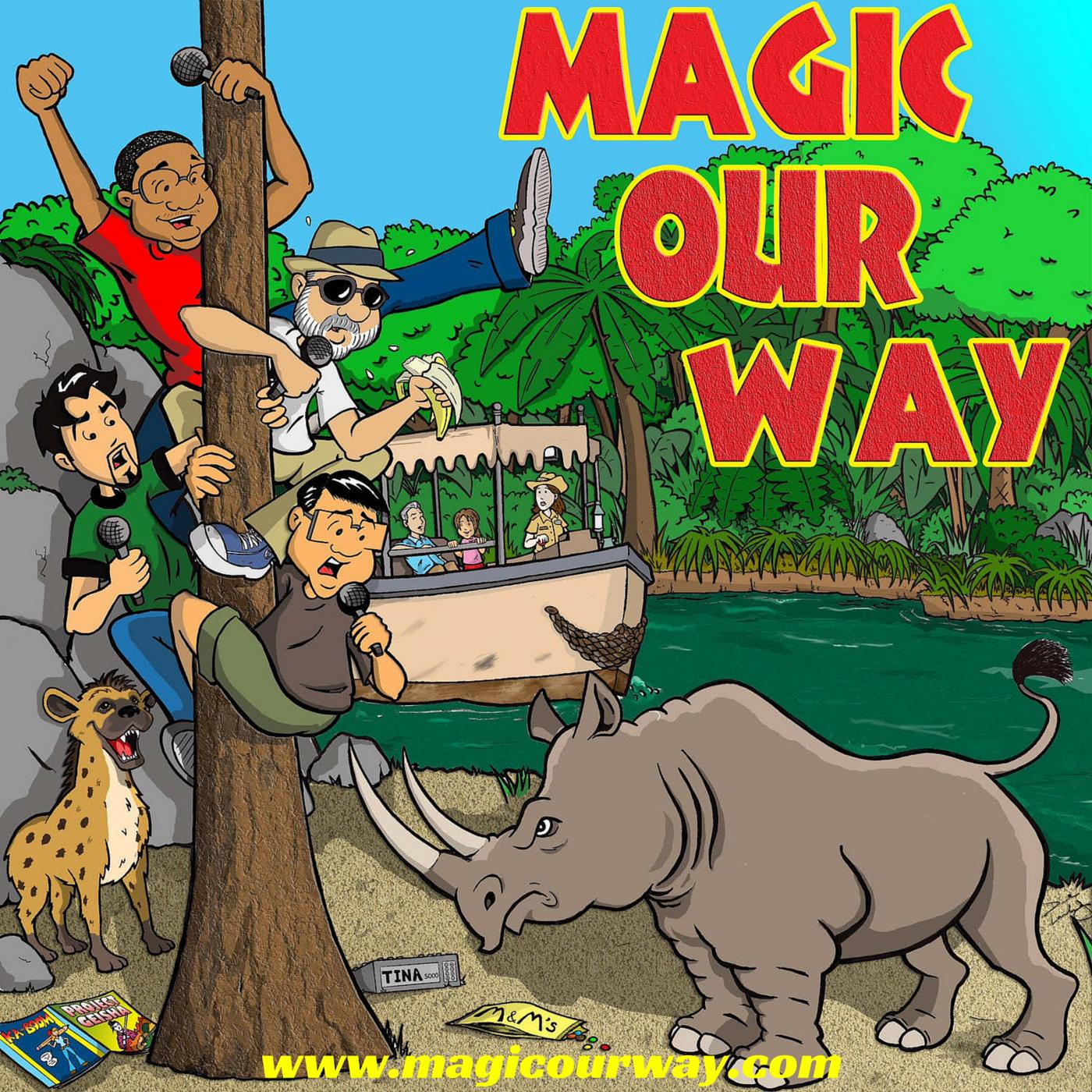 Magic Our Way - Artistic Buffs Talkin' Disney Stuff