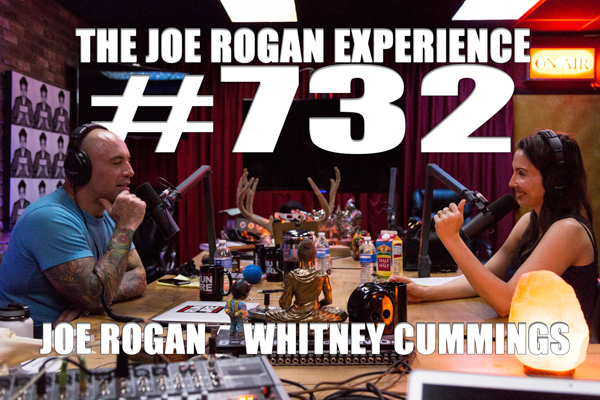 The Joe Rogan Experience #732 - Whitney Cummings