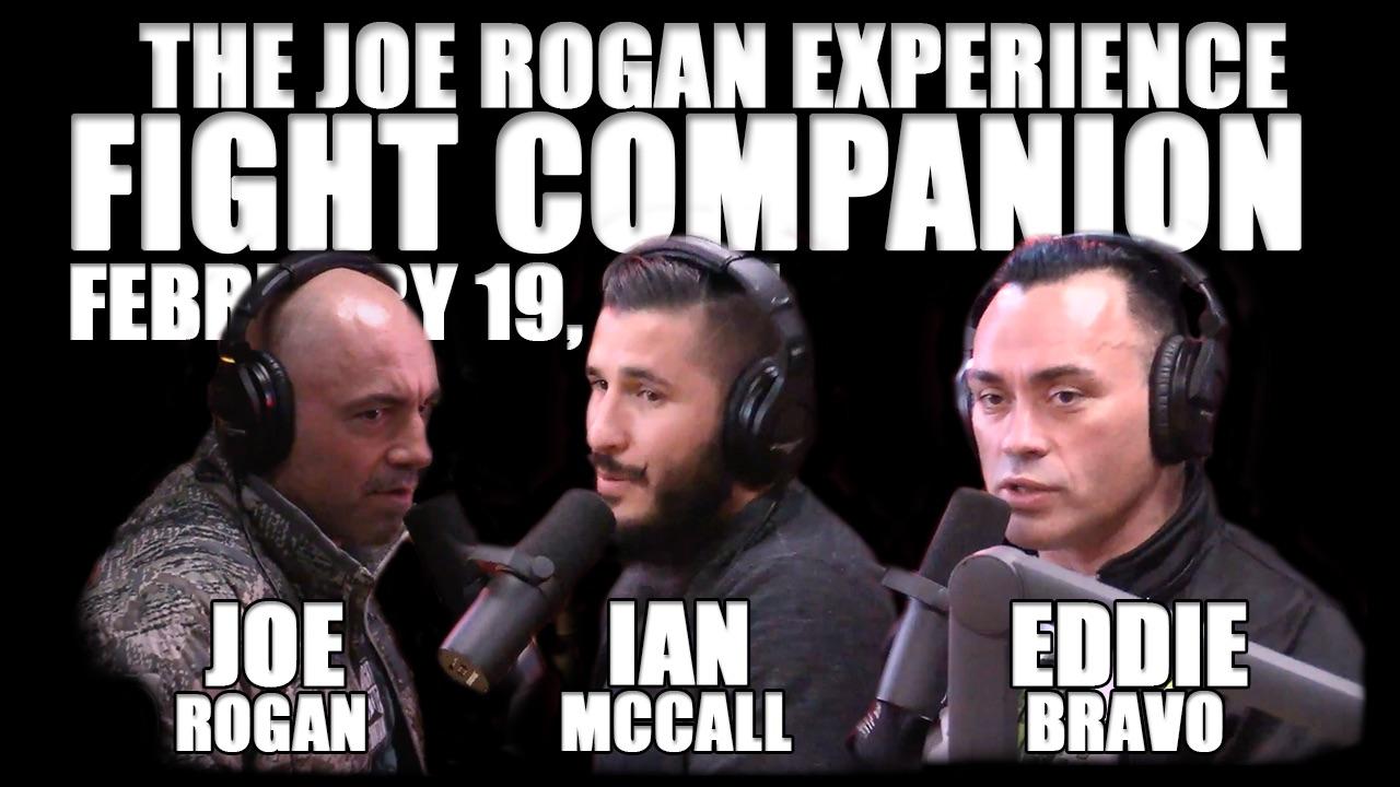 The Joe Rogan Experience Fight Companion - February 19, 2017