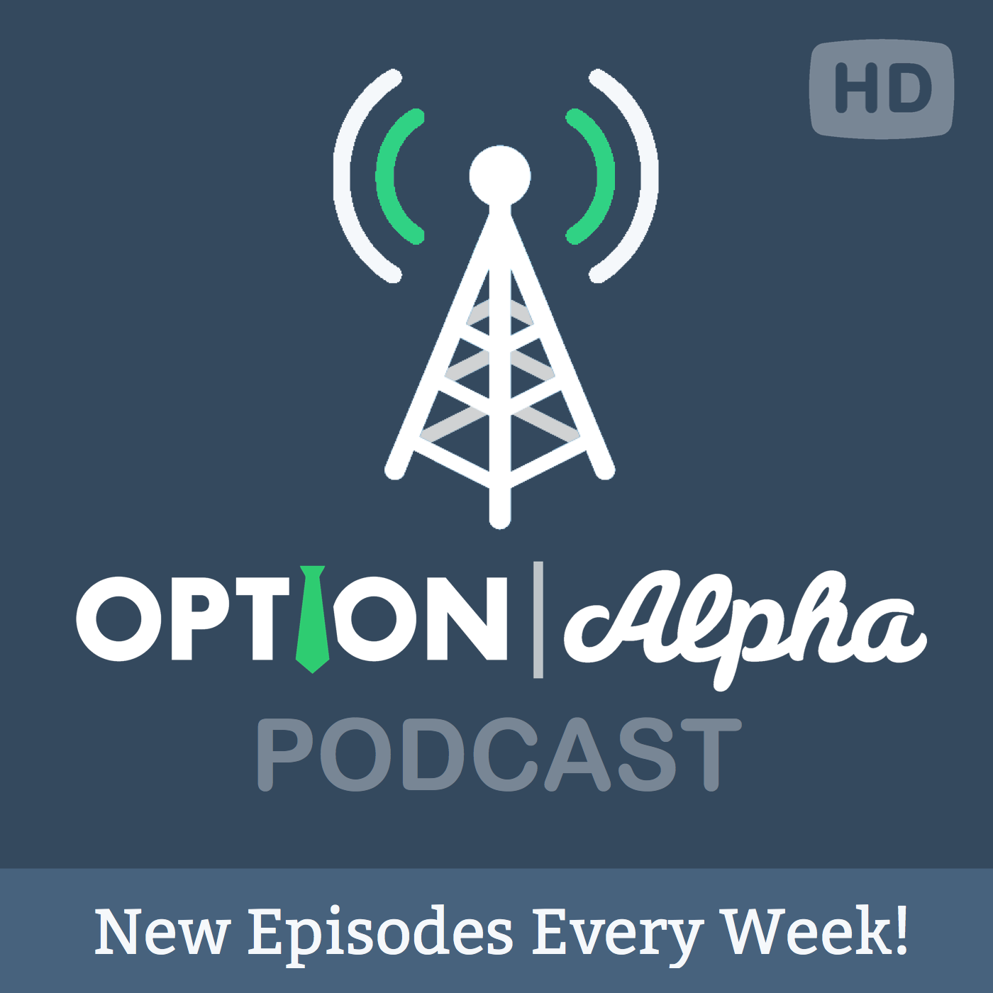Stock options radio